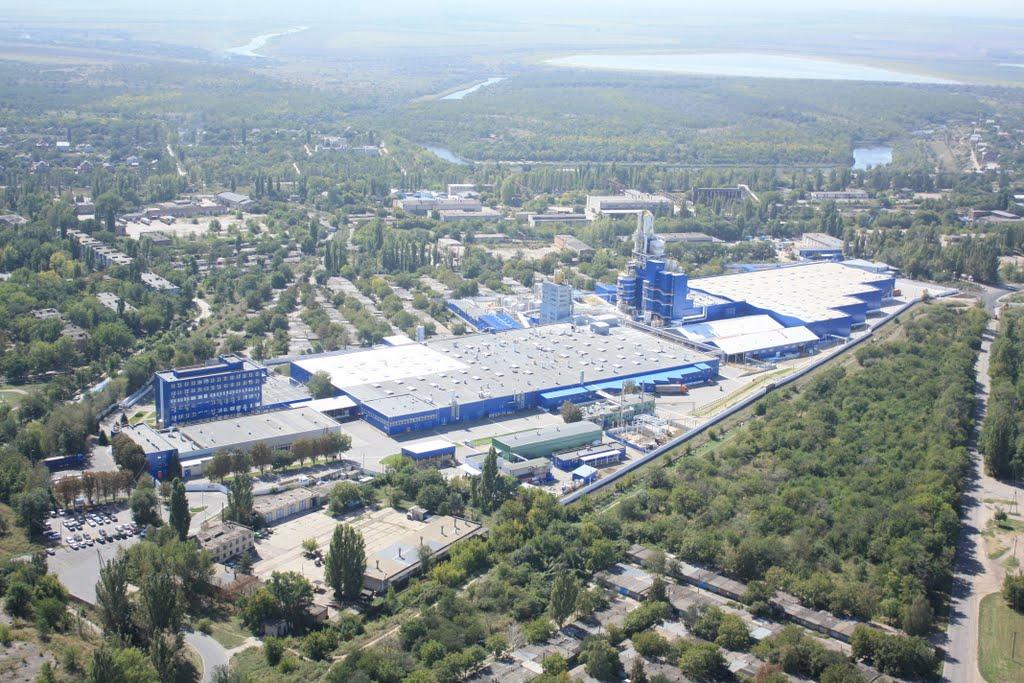 Фото Завод Procter & Gamble Manufacturing Ukraine в ...