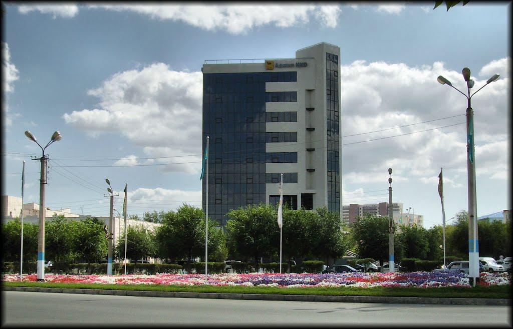 """Фото Офис """"Аджип ККО"""" в городе Атырау"""