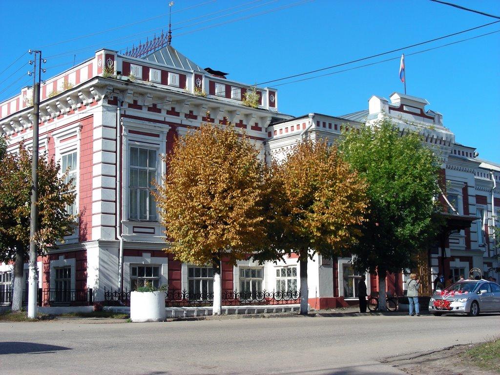 Фото Улица Советская (г. Покров Владимирской области) в ...