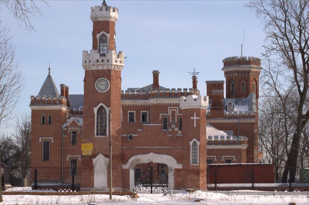 Фото Замок принцессы в городе Рамонь