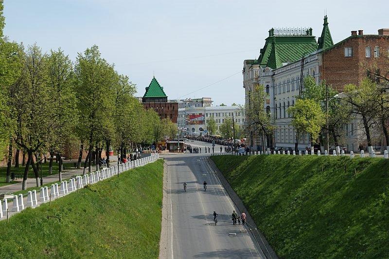 Фото Кремль.Дмитриевская башня в городе Нижний Новгород