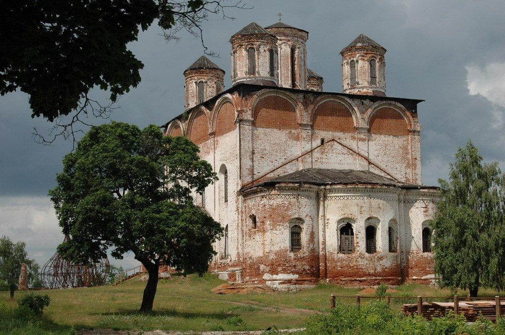 Фото Фролищи, монастырь Фролищева пустынь в городе Верхний ...