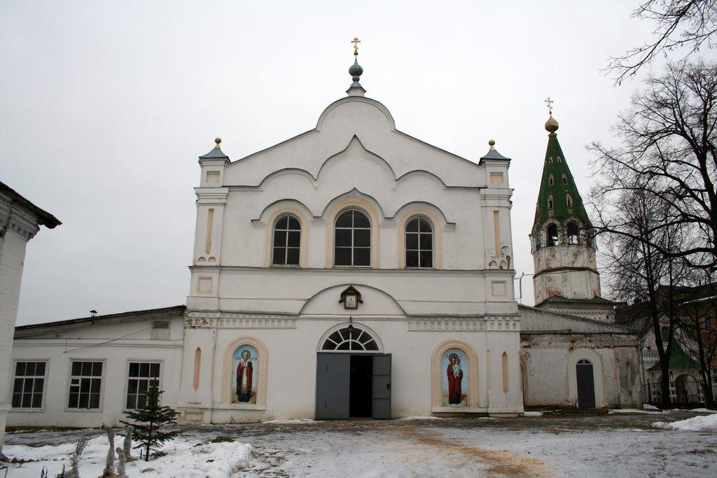 Фото Никольская церковь г.Тейково в городе Тейково