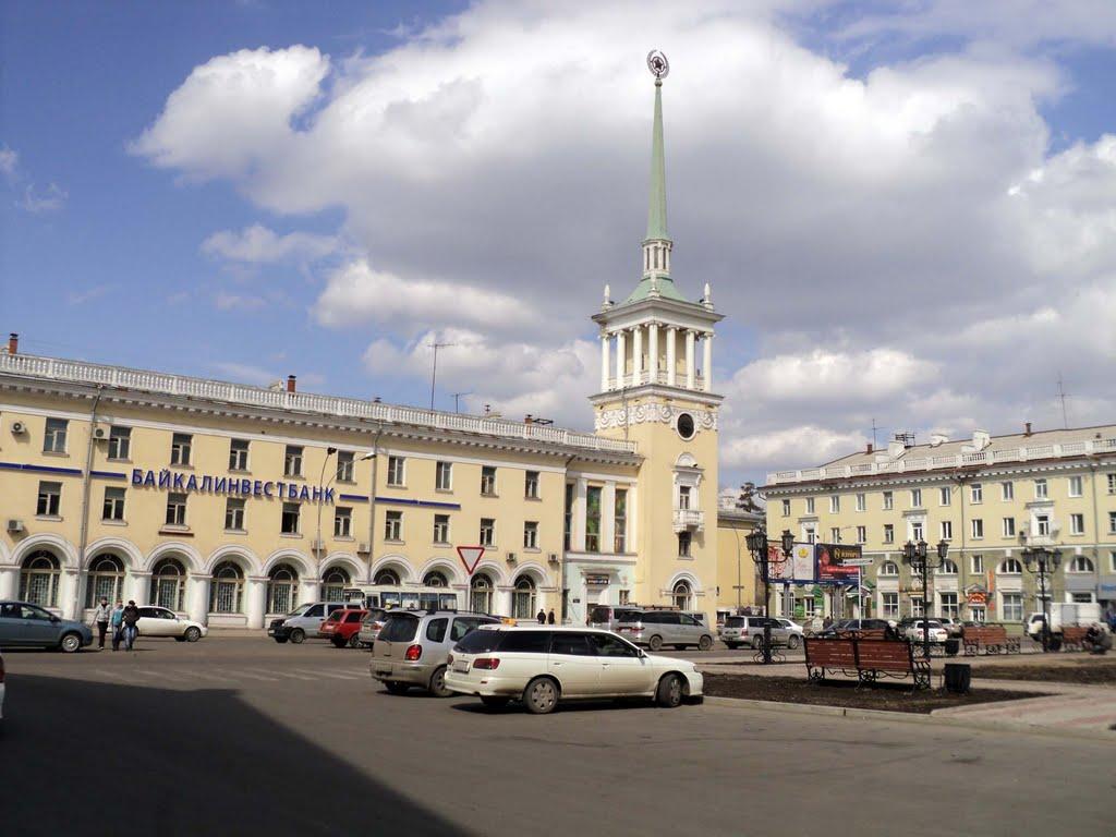 Фото Ангарск пл.Ленина Angarsk в городе Ангарск