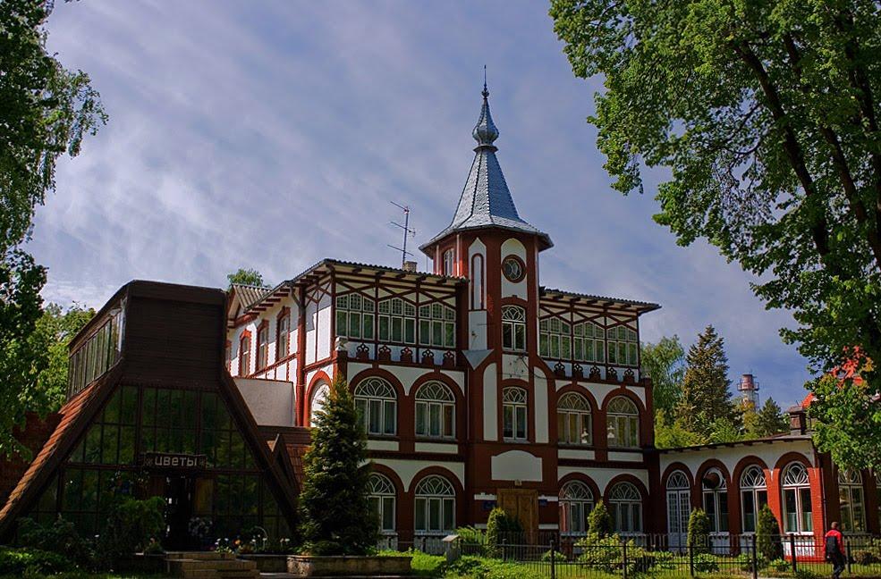 Фото Svetlogorsk military sanatorium.- Военный санаторий ...