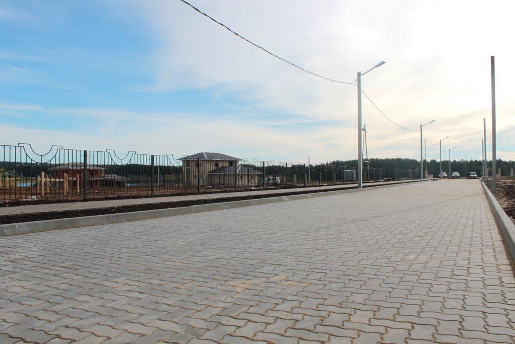 Фото Поселок Экопарк Воробьевы пруды Premium в городе Халтурин