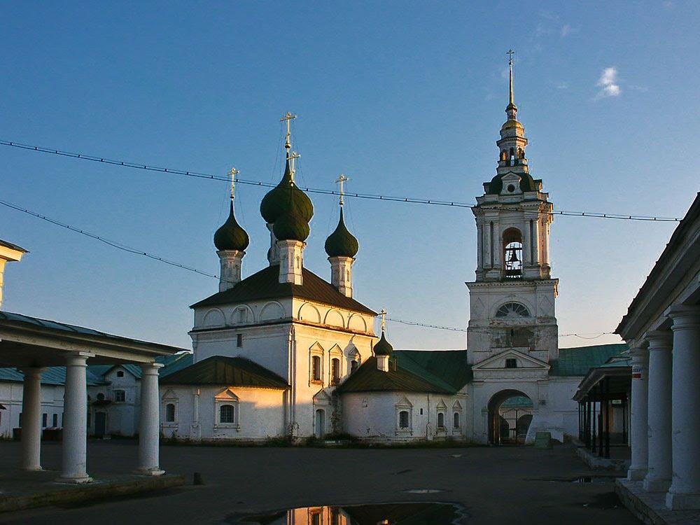 Фото На закате. Кострома в городе Кострома