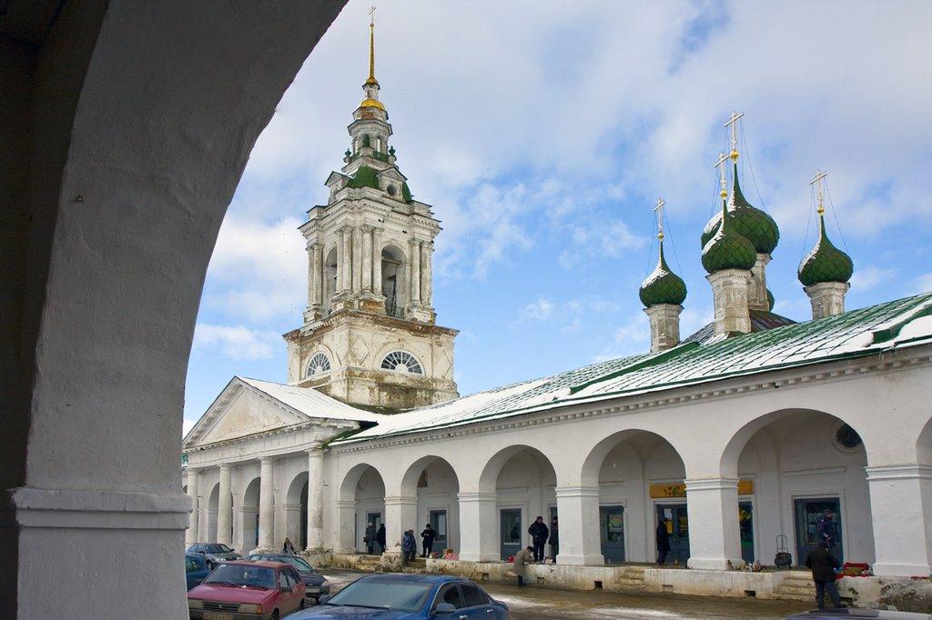 Фото Trade rows / торговые ряды в городе Кострома