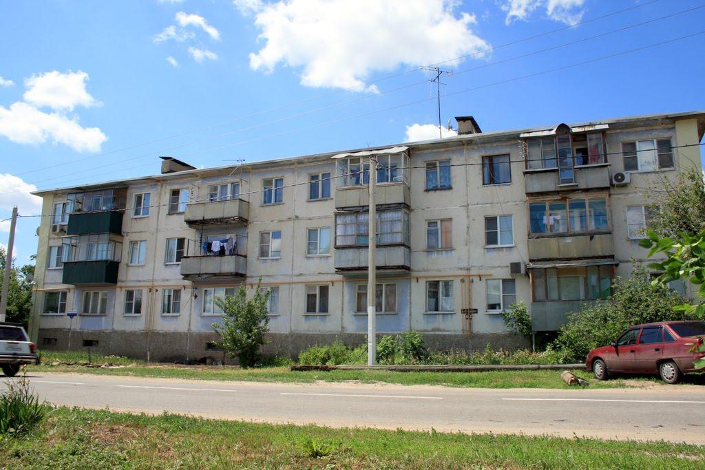Фото Дом из СССР в городе Лебедянь