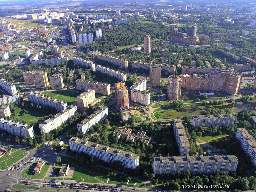 Фото ул.Лавочкина в городе Химки