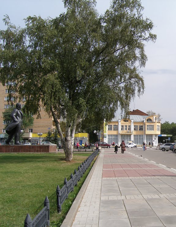 Фото Пл. Ленина в городе Щелково