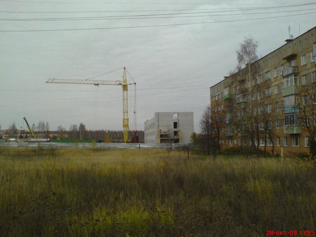 Фото нов. общежитие в городе Ряжск