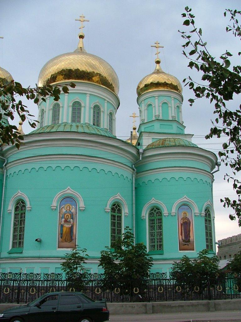 Фото Казанский собор в городе Сызрань