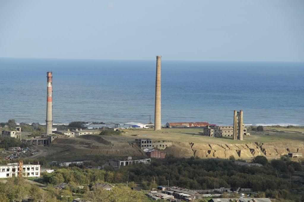 Фото Бум.завод в городе Макаров