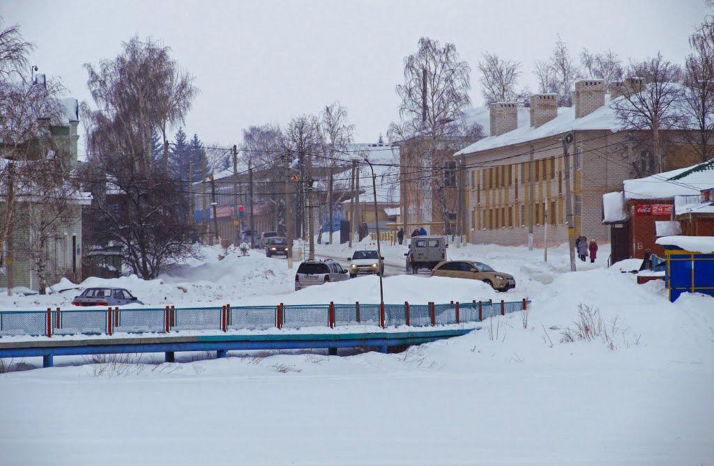 Фото Зима 2012 в городе Тетюши