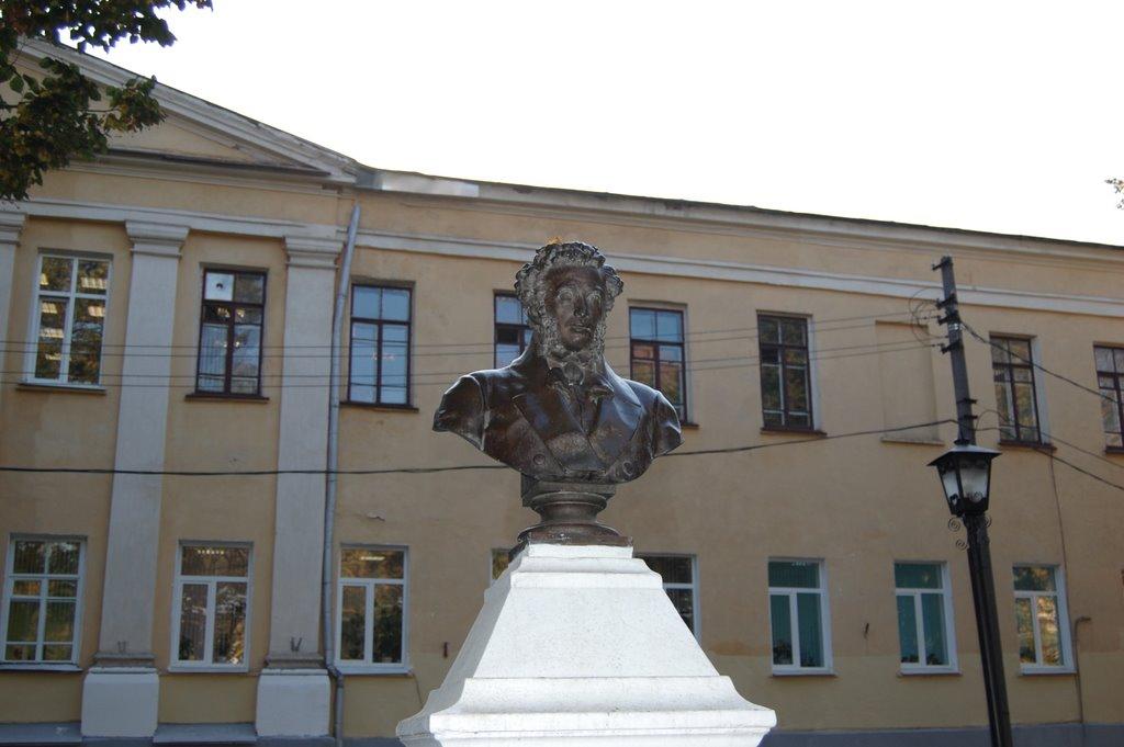 Фото Pushkin. Пушкин. в городе Тула