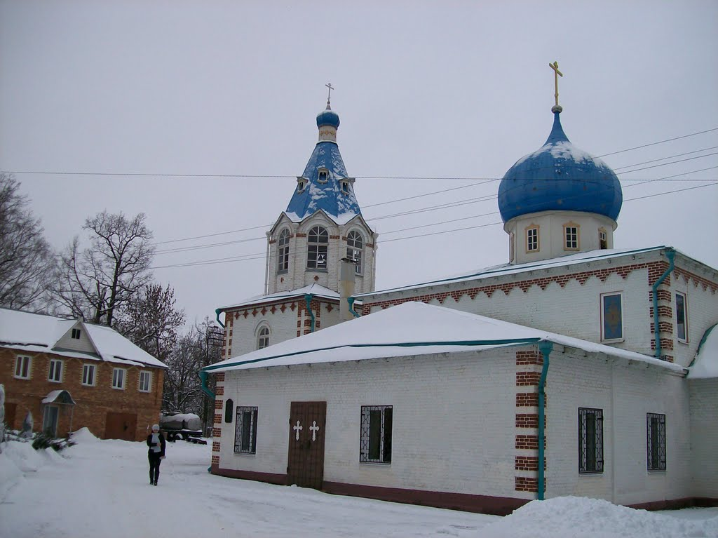 Фото Церковь на улице Свободы в городе Щекино