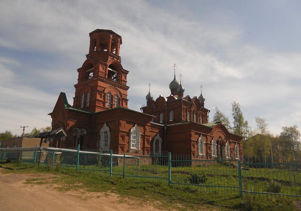 Фото Церковь в городе Игра