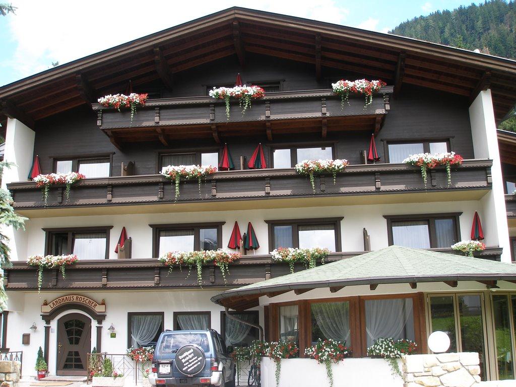 Фото landhaus roscher в городе Майрхофен