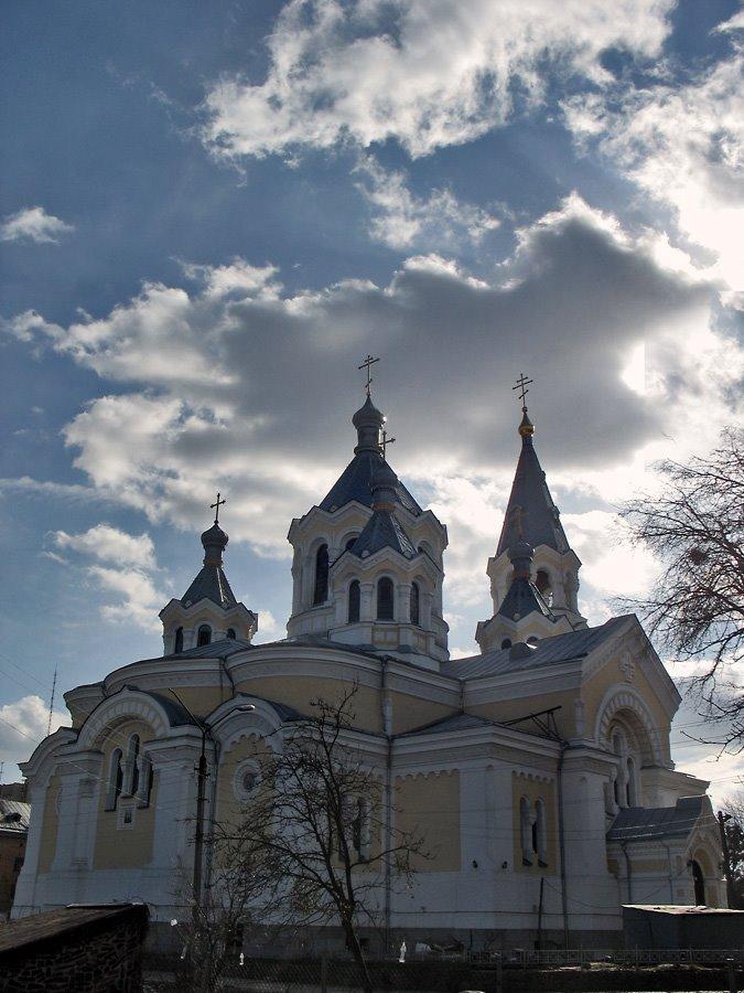 Фото Преображенский собор в городе Житомир