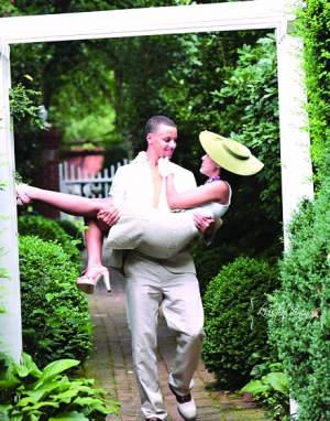 库里与妻子艾耶莎