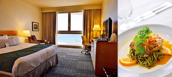 每一间王子酒店的客房都是无敌海景房