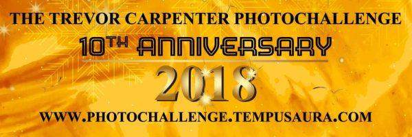 10th Anniversary Trevor Carpenter Photo Challenge