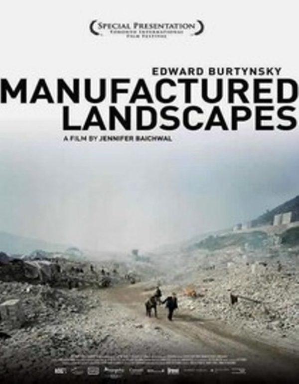 Manufactured Landscapes BY JENNIFER BAICHWAL - Edward Burtynsky