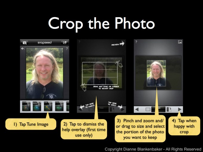 Crop the Photo