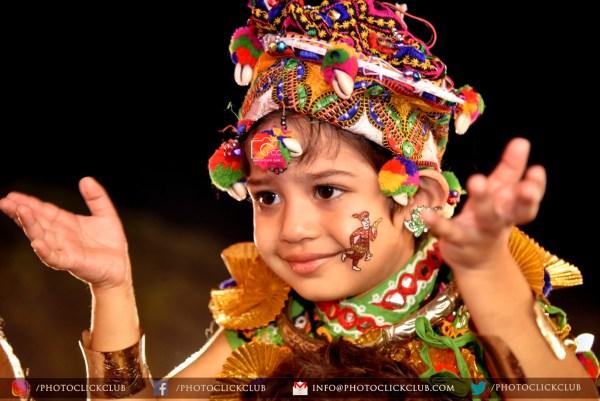 Kids Photo in Garba - by photoclickclub