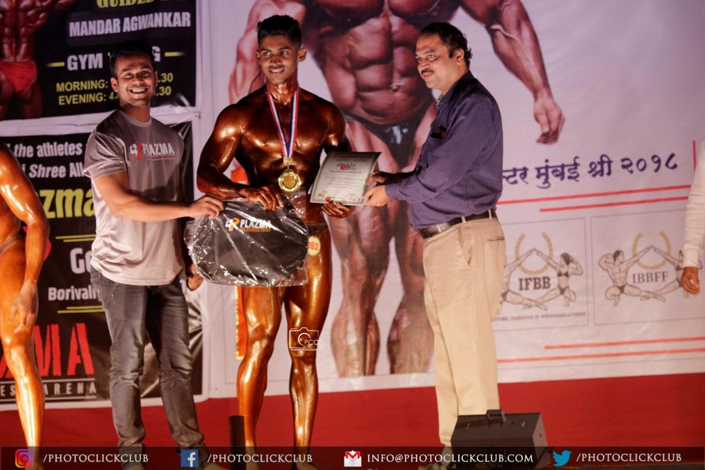 Winners of Mumbai Shree 2018 - by photoclickclub