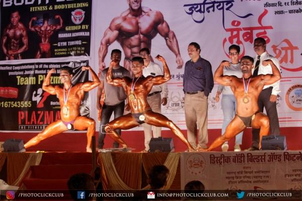 Mumbai Shree Bodybuilding Winners - by photoclickclub