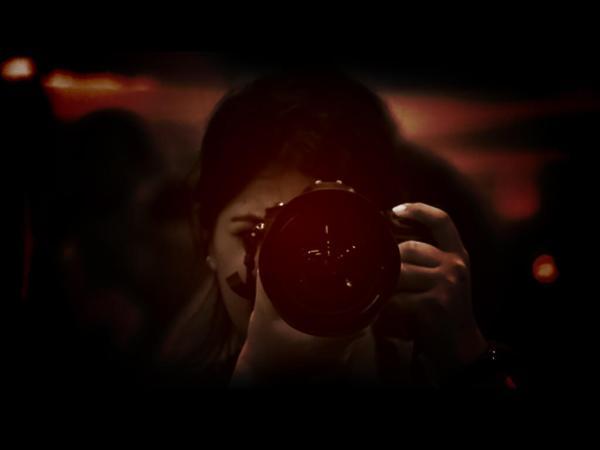 Kriti Bhargava with Camera - on photoclickclub