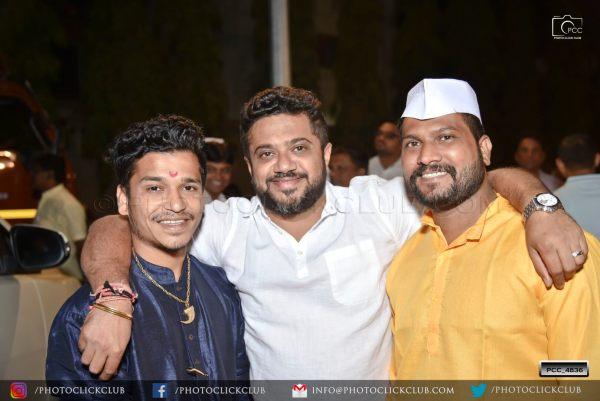 Sunil Pujari and Friends