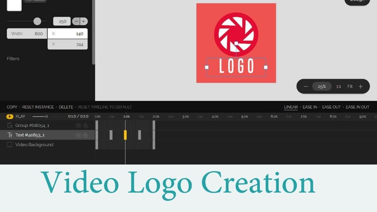 Video Logo Creation - at PhotoClickClub