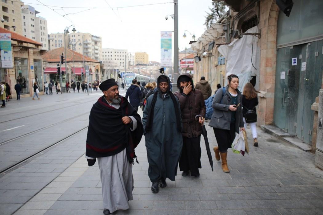 Jerusalem Portraits