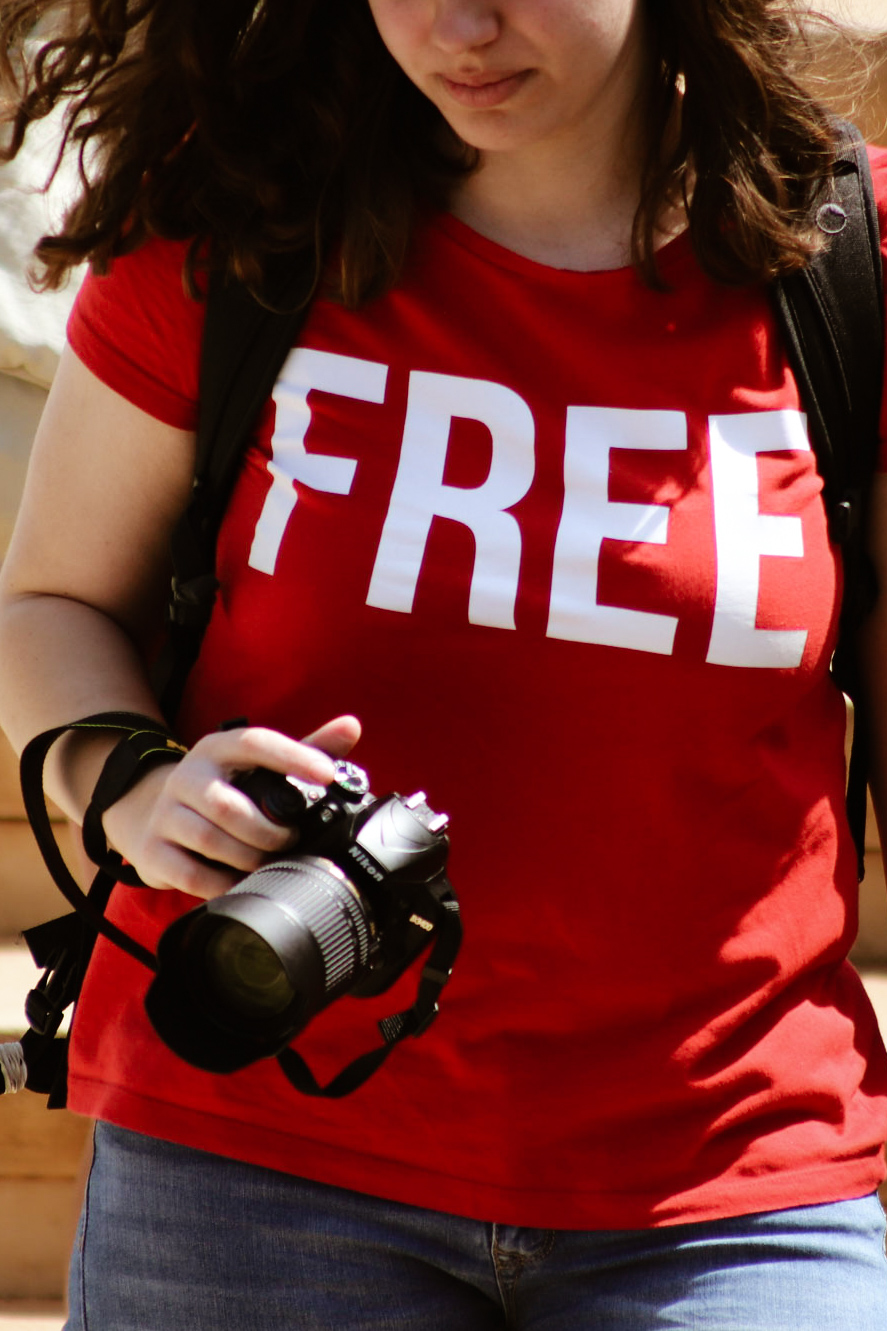 "The Winner of ""Photography is Freedom"" Photo Contest"
