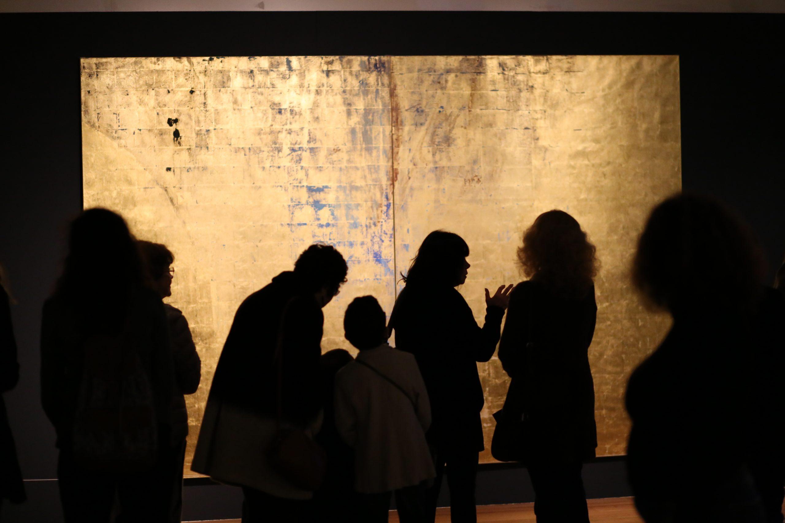 Modern Japanese Art Exhibition in Tikotin Museum