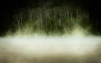 Morning Lake Ontario