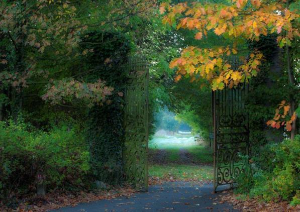 De poort naar ...
