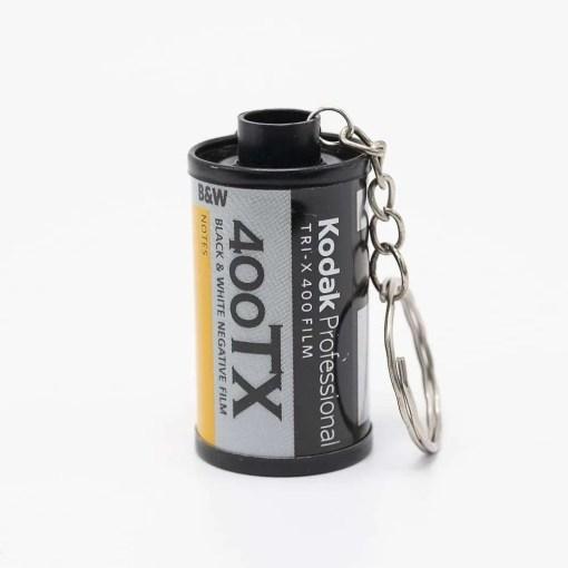 Kodak Tri-X 400 Film Keychain