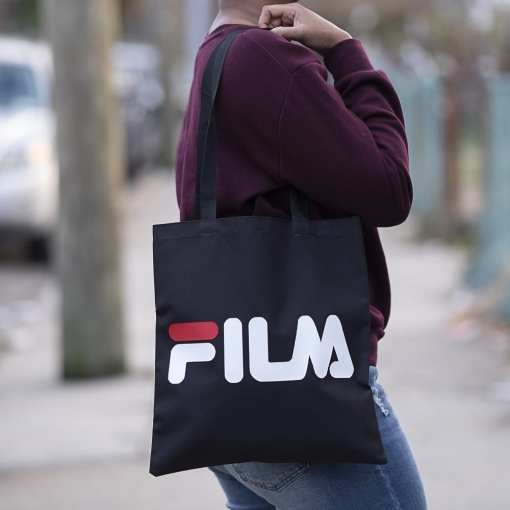 Film Canvas Tote Bag