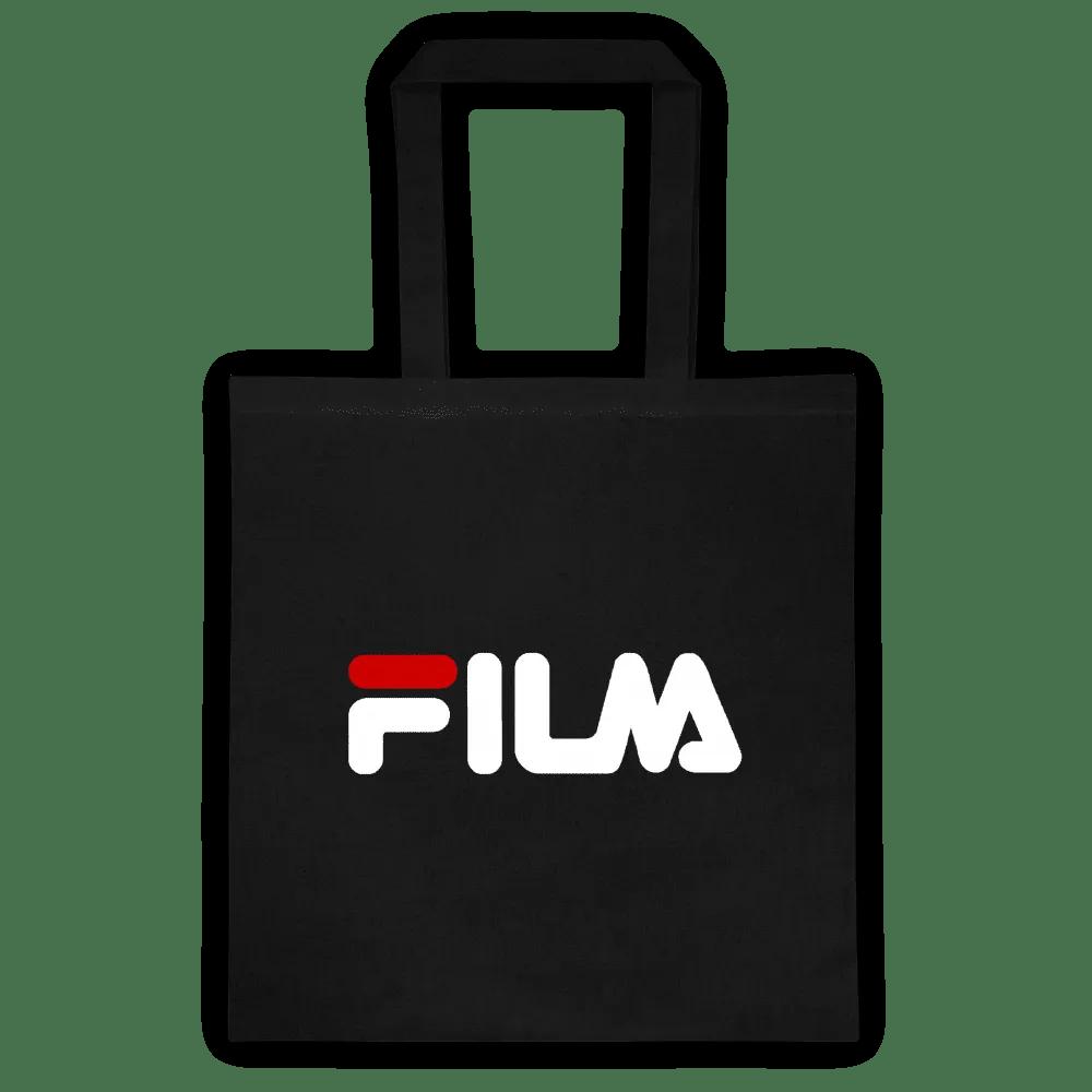Film Canvas Tote Bag