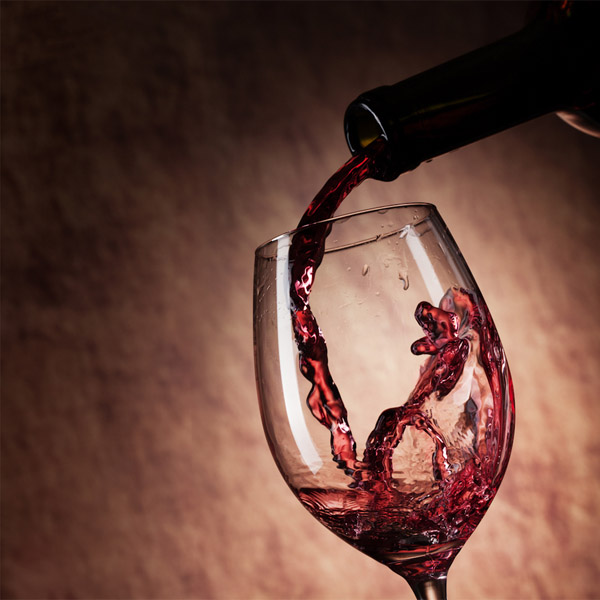 wine splash motion freeze