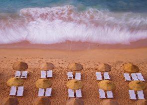 beach waves fine art print