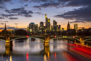 Frankfurt am Main limited edition print