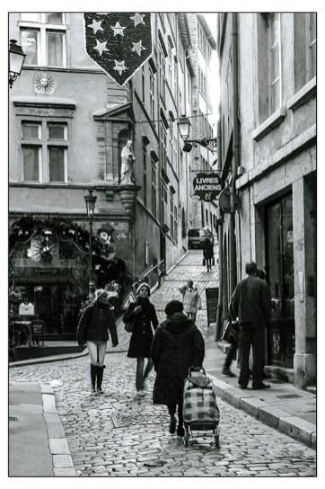Lyon - Rue ancienne