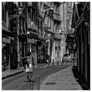 Rue noire - Poitiers