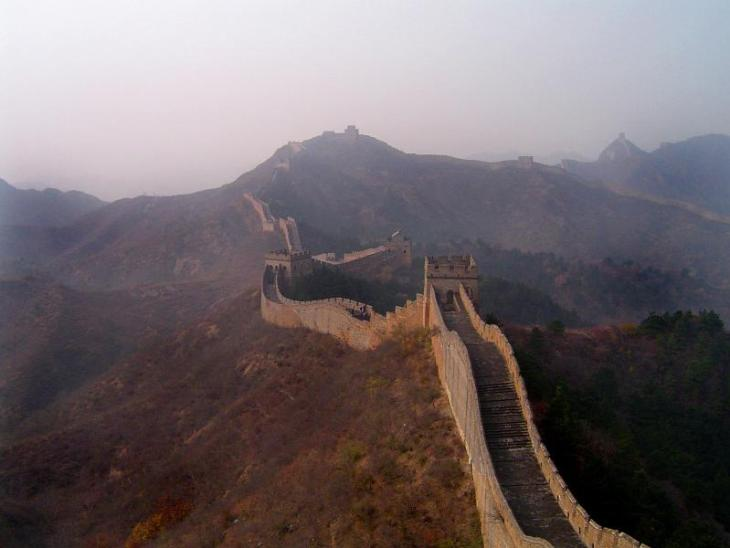 Great Wall of China - Places to Travel in 2016 - Engaged Explorers