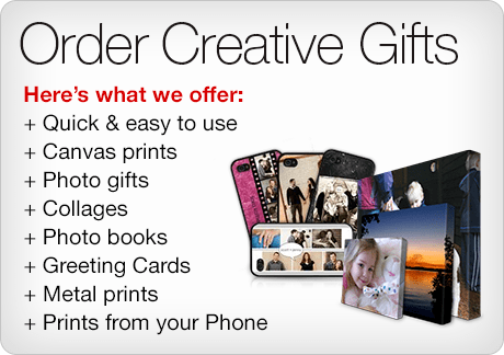 Online Photo Gifts Photo Express